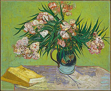Vincent Van Gogh - Oleanders  by Bishopston Fine Art