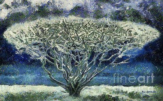 Vincent's Tree by RC deWinter