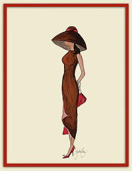 Vintage '57 by Yoli Fae