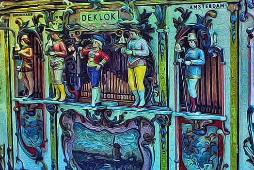 Cindy Boyd - Vintage Amsterdam Pipe Organ