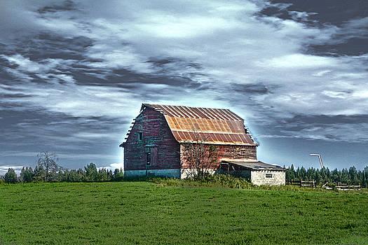 Judy Hall-Folde - Vintage Barn at Thunder Bay