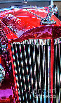 Vintage Car by David Lane