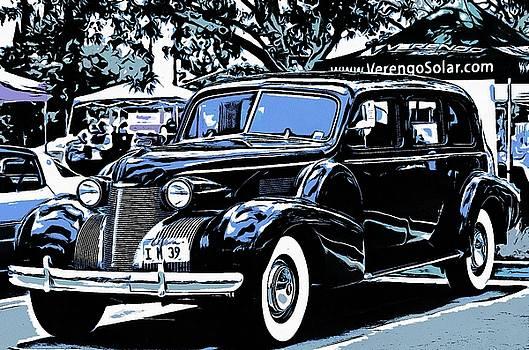 Cindy Nunn - Vintage Cruisers 108