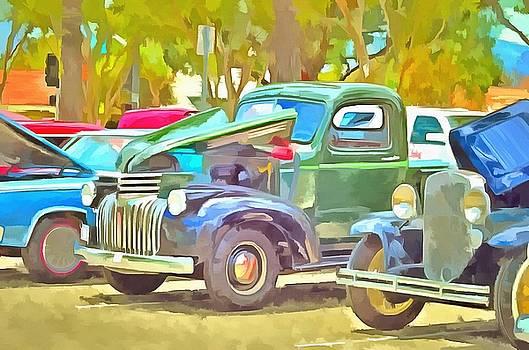Cindy Nunn - Vintage Cruisers 125
