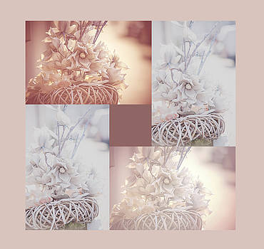 Jenny Rainbow - Vintage Dream. Square Polyptych