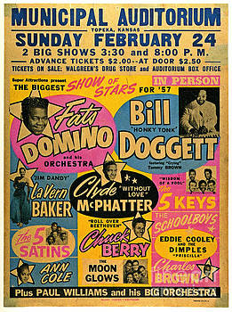 Vintage Fats Domino and Others by Pd