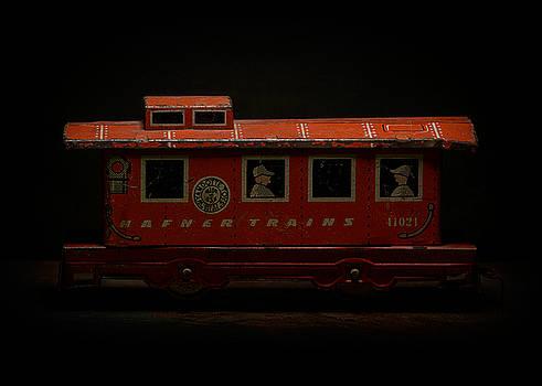Art Whitton - Vintage HafnerTrains 41021 Caboose