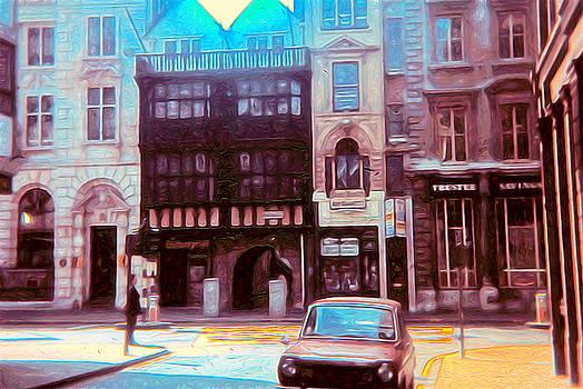 Cindy Boyd - vintage London 1973