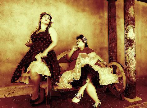 Vintage Models by Tony Lopez