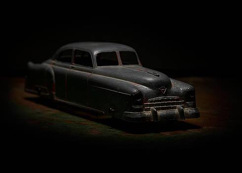 Art Whitton - Vintage Silver Toy Car