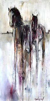 Violet Mirage by Cher Devereaux