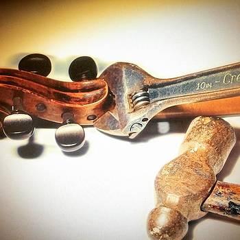 Violin Mechanics  by Jacob Smith
