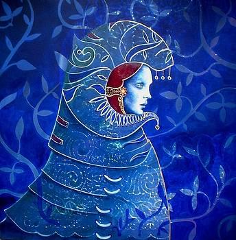 Virgen Canto de Ave by Jorge Porras