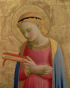 Fra Angelico - Virgin Annunciate