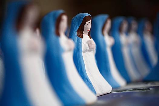 Gaspar Avila - Virgin Mary