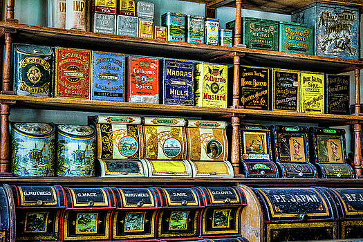 Virginia City General Store by Steven Bateson