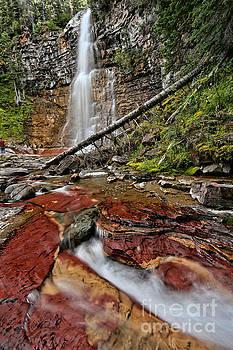 Adam Jewell - Virginia Falls Closeup
