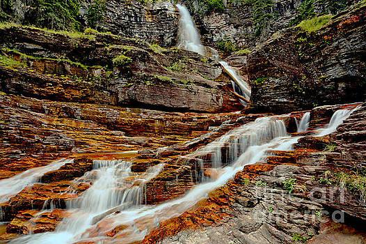 Adam Jewell - Virginia Falls Landscape