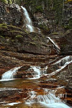 Adam Jewell - Virginia Falls Red Rocks