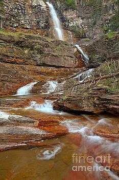 Adam Jewell - Virginia Red Rock Falls