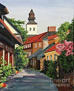 Visby Sweden by Jim Krug