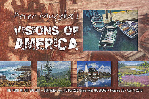 Visions of America by Peter Muzyka