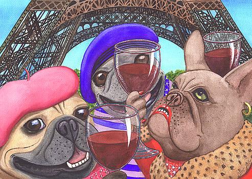 Viva La France by Catherine G McElroy