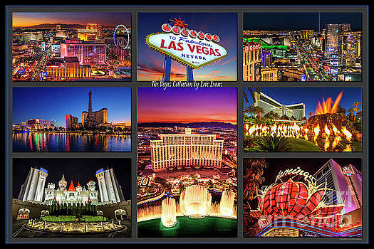 Viva Las Vegas Collection by Aloha Art