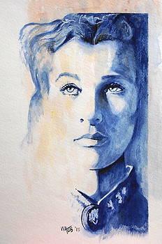 Vivian Leigh / Scarlett by William Walts