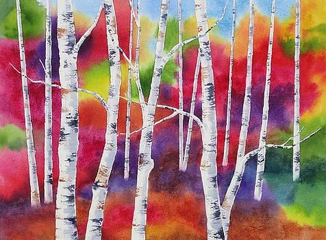 Vivid Autumn by Deborah Ronglien