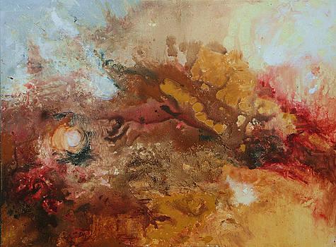Volcano by Lauren  Marems