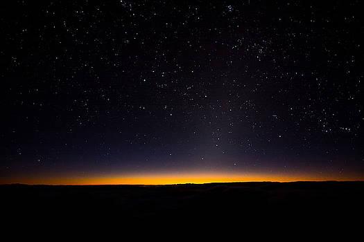 Volcano Sunrise by John Perez