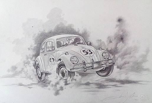 Volkswagen Herbie by Federico  De muro
