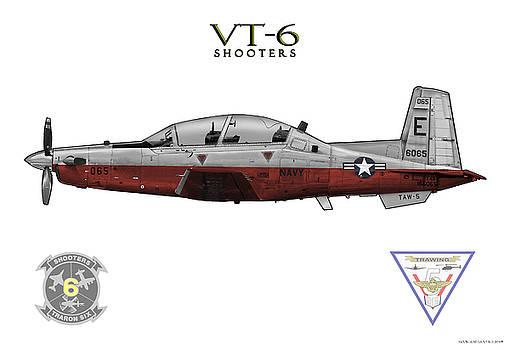 Vt-6 by Clay Greunke