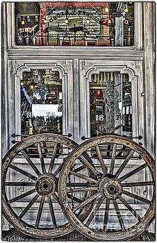 Wagon Wheels  by Mitch Shindelbower