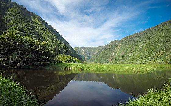 Waimanu Valley by Brian Governale