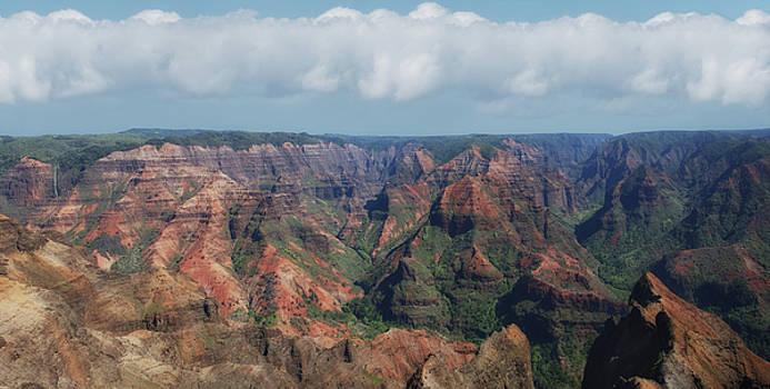 Waimea Canyon by Steven Michael