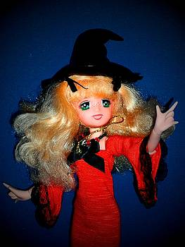 Donatella Muggianu - Waiting for Halloween night