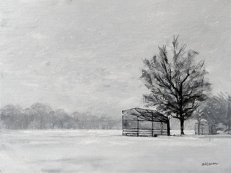 Waiting for Spring by Peter Salwen