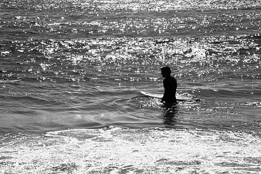 Waiting For the Wave by Tom McElvy