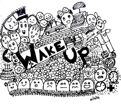 Wake Up by Akshatha Karthik