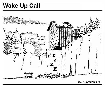 Wake Up Call by Clif Jackson