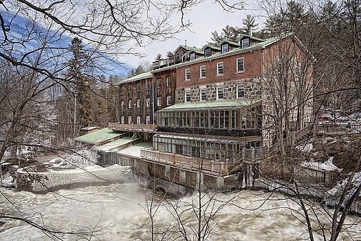 Wakefield Mill Inn by Eunice Gibb