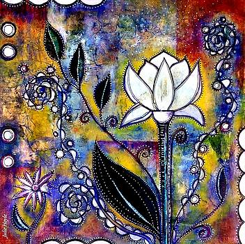 Waking Up by Julie  Hoyle