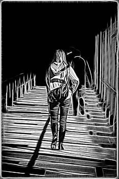 Walking in the Shadows by Erik Brede
