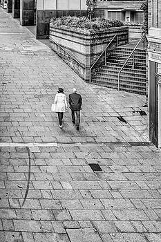 Walking Up Lonely Street by Paul Donohoe