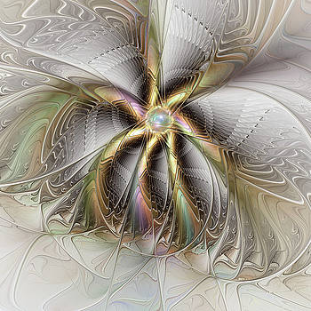 Wall Decor, Abstract Fractal Art by Gabiw Art
