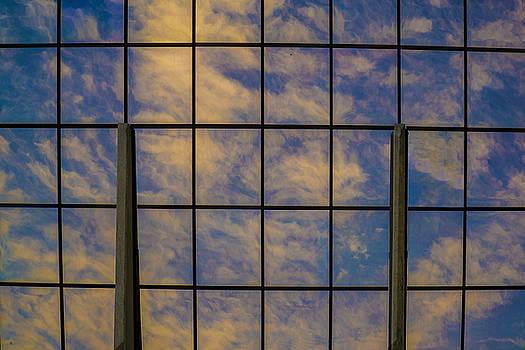 Wall of Clouds by Paul Wear