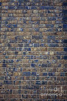 Patricia Hofmeester - Wall of Ischtar