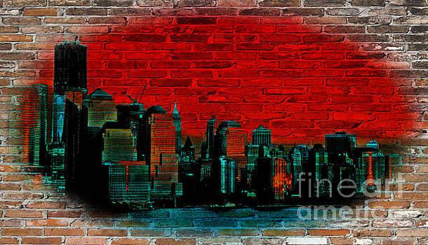 Wall Street by Lilliana Mendez